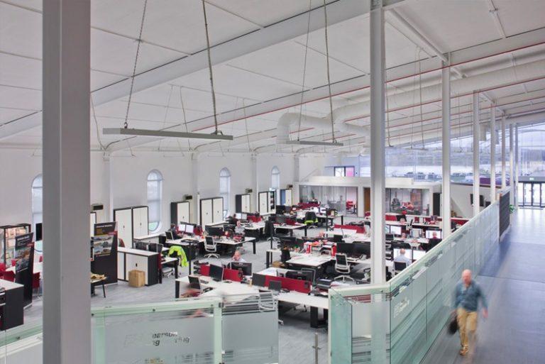 Work office